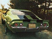 1971 Chevrolet Camaro, 1971 Camaro Z28 Rear view, gallery_worthy