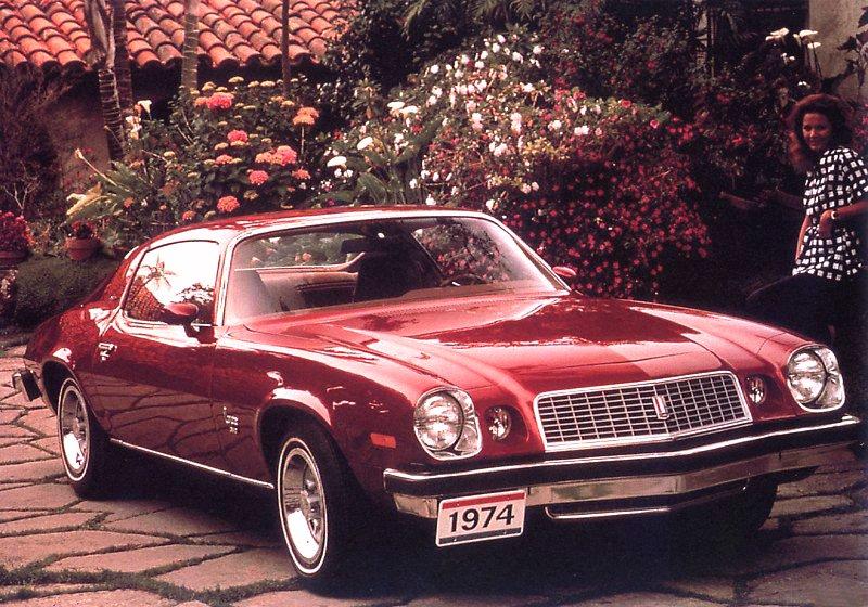 1974 camaro bmw - photo #8