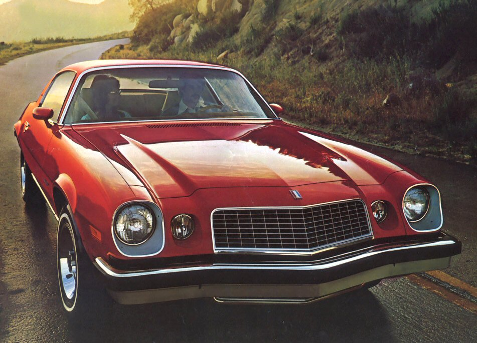 1974 camaro bmw - photo #16