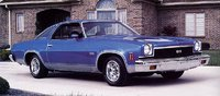 1977 Chevrolet Chevelle, 1973 Chevelle SS sports coupe