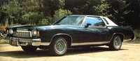 1974 Chevrolet Monte Carlo, 1975 Chevrolet Monte Carlo Landeau Sports Coupe