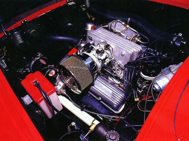 1967 Chevrolet Corvette, 1957 Corvette 283 Fuel Injected Engine