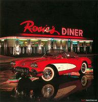 1957 Chevrolet Corvette, 1960 Corvette Convertible