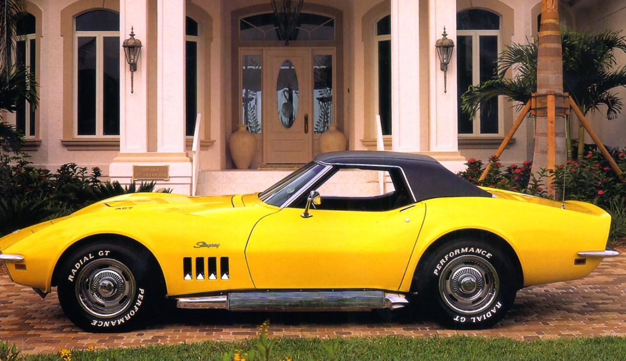 The Bowtie — 1969 Corvette L88 427