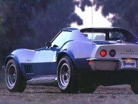 1969 Chevrolet Corvette Coupe, 1969 Corvette C4 Coupe 427 set up by Balwin-Motion Performance
