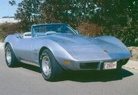 1975 Chevrolet Corvette Picture Gallery