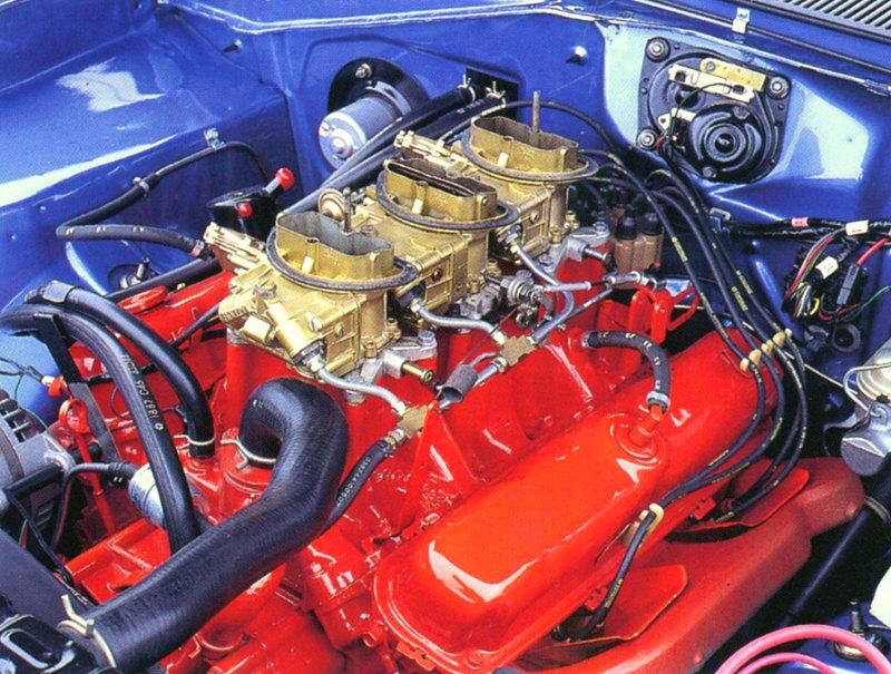 Dodge Demon 340 Six Pack