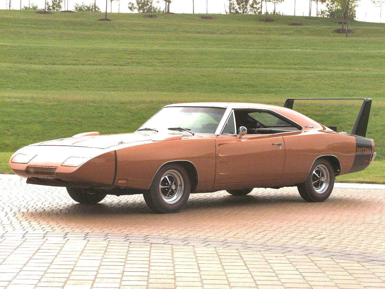 1969 dodge charger daytona copper exterior. Cars Review. Best American Auto & Cars Review