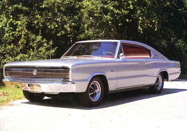 1966 dodge charger - pictures