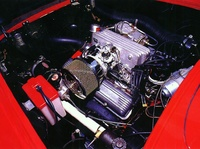 1967 Chevrolet Corvette, 1957 Corvette 283 Fuel Injected Engine