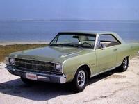 1969 Dodge Dart GTS 340 green