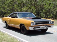 1969 Dodge Super Bee, 1969 Dodge Coronet Super Bee, exterior