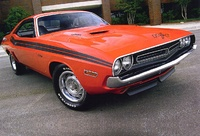 1971 Dodge Challenger 426 Hemi front, exterior