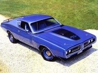 1971 Dodge Charger 426 Street Hemi front , exterior
