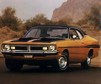 1971 Dodge Dart Picture Gallery