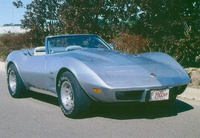 1975 Chevrolet Corvette Overview