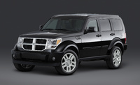 2008 Dodge Nitro Picture Gallery
