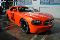 2008 Dodge Charger, front