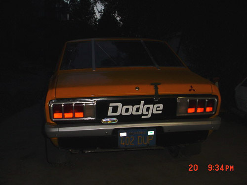 1977 Dodge Colt