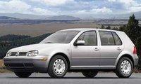 2002 Volkswagen Golf Picture Gallery
