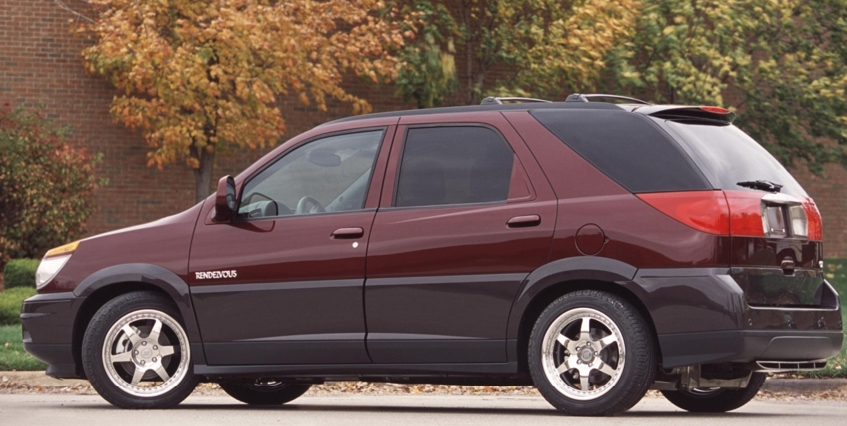 2006 buick rendezvous pictures cargurus. Cars Review. Best American Auto & Cars Review