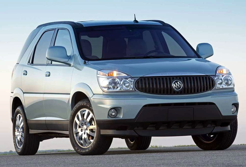The 2006 Buick Rendezvous