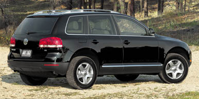 2005 volkswagen touareg overview cargurus. Black Bedroom Furniture Sets. Home Design Ideas