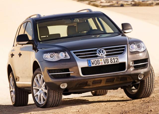 2008 Volkswagen Touareg 2