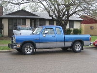 1993 Dodge RAM 150, MY TEXICAN;GOD BLESS, exterior