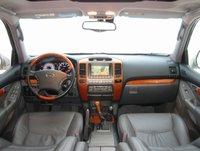 2006 Lexus GX 470, The 2006 Lexus GX470 Interior