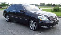 2005 Lexus LS 430, The 2006 Lexus LS430, exterior, gallery_worthy