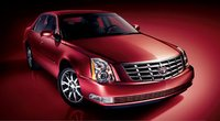 The 2006 Cadillac DTS