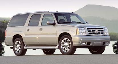 06 Cadillac Escalade ESV