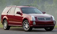 2006 Cadillac SRX Overview