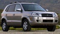 2006 Hyundai Tucson Picture Gallery