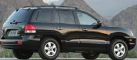 2001 Hyundai Santa Fe, The 2006 Hyundai Santa Fe
