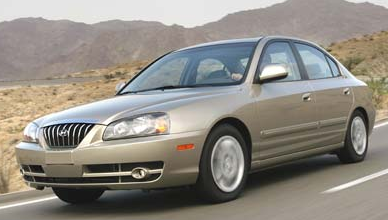 The 2006 Hyundai Elantra
