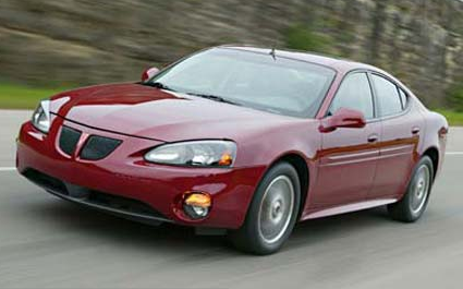 The 2006 Pontiac Grand Prix