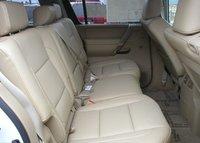 2006 Nissan Armada Backseat , gallery_worthy