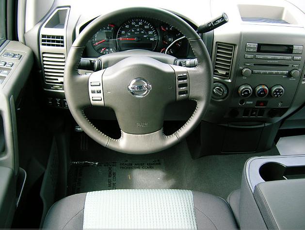 2006 nissan titan interior - Nissan titan interior accessories ...