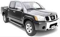 The 2006 Nissan Titan , exterior