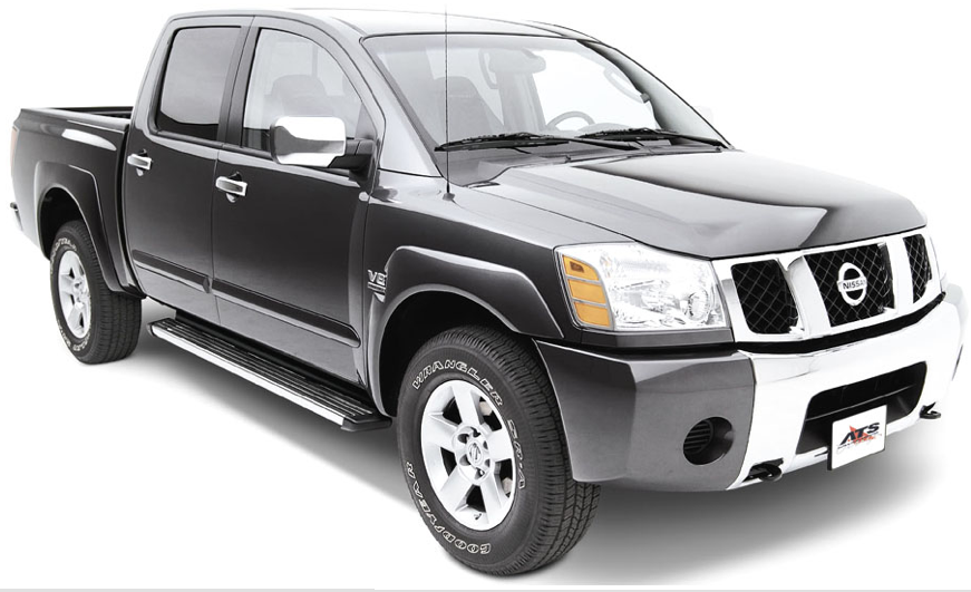 The 2006 Nissan Titan