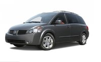 2006 Nissan Quest Overview