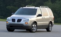 2006 Pontiac Montana SV6 Picture Gallery