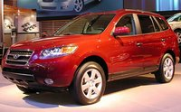The 2007 Hyundai Santa Fe