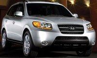 2007 Hyundai Santa Fe Picture Gallery