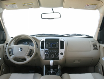 Mercury Mariner Pic on 2006 Mercury Montego Premier Interior