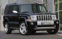 2007 Jeep Commander, 2006 Jeep Commander, exterior