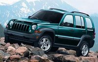 2006 Jeep Liberty Overview