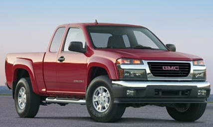 06 GMC Canyon